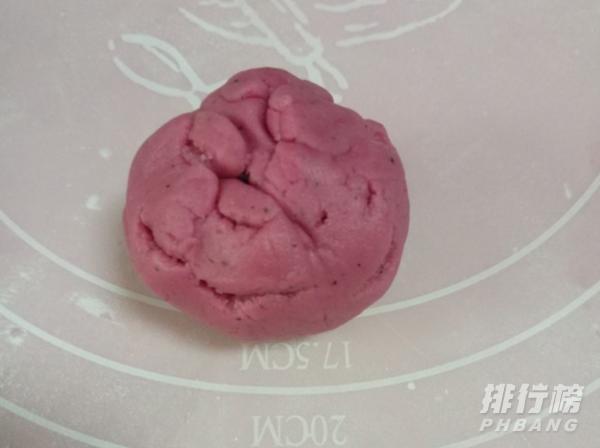 火龙果月饼的做法及配方_火龙果月饼馅料怎么做