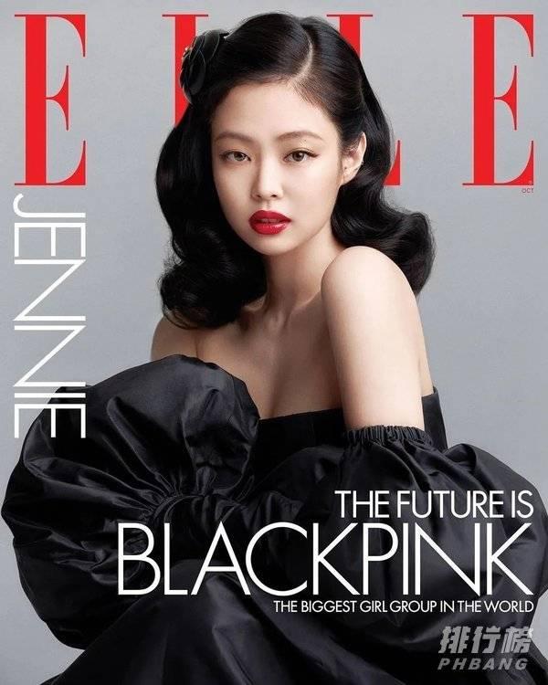 blackpink新杂志照片2020_blackpink新造型图片