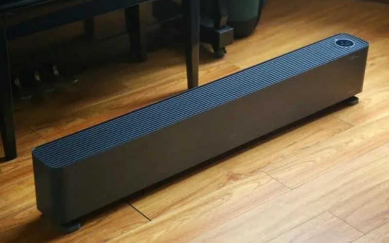 米家踢脚线电暖器1S耗电怎么样_米家踢脚线电暖器怎么连接