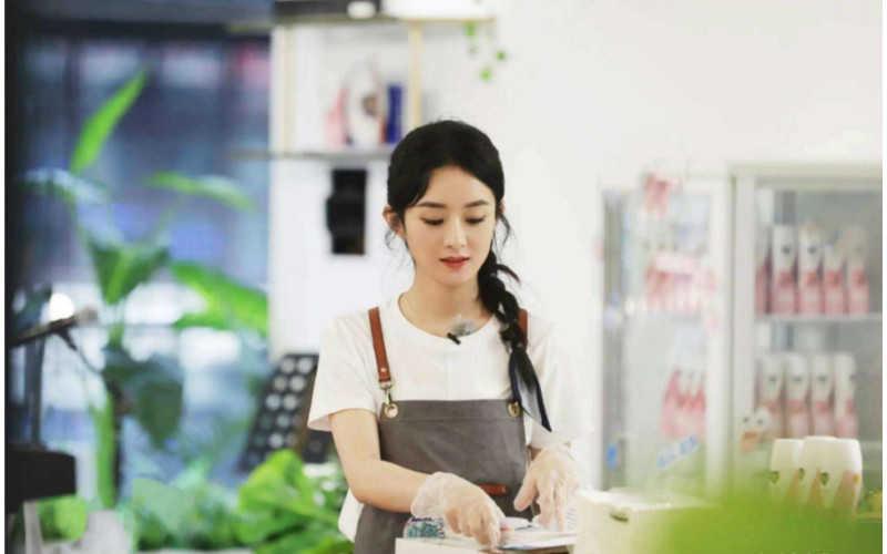 中餐厅赵丽颖同款护肤品_中餐厅赵丽颖用的什么护肤品