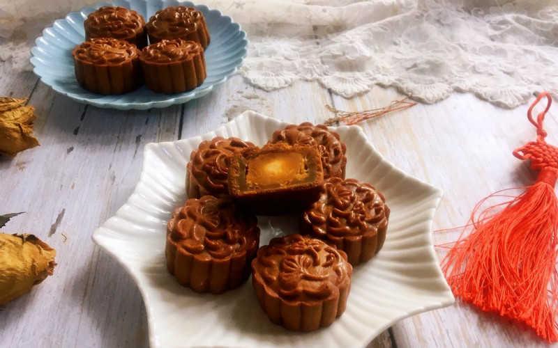 黑糖月饼的做法大全窍门_黑糖月饼制作方法