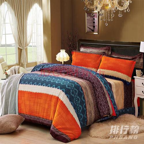 床上四件套品牌排行榜前十名_床上四件套哪个品牌好