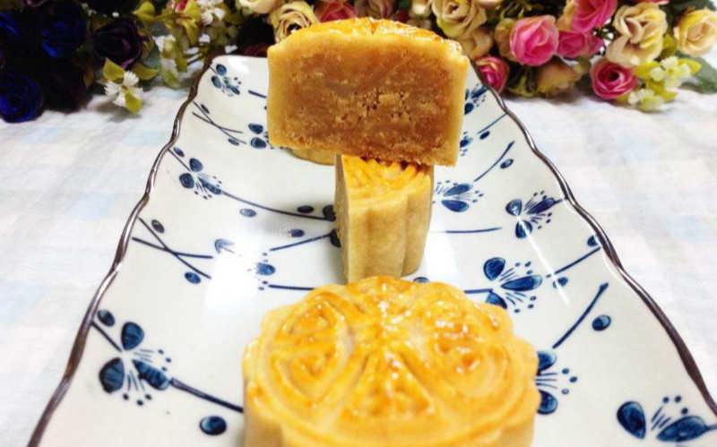 咸蛋黄肉松月饼的做法窍门_咸蛋黄肉松馅的做法窍门
