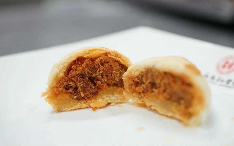 苏式肉松月饼做法_苏式肉松月饼馅的做法大全