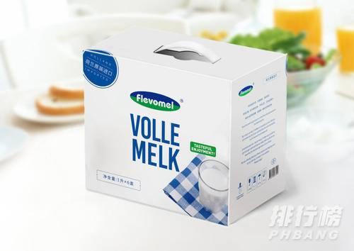 脱脂牛奶哪个牌子好_脱脂纯牛奶品牌推荐