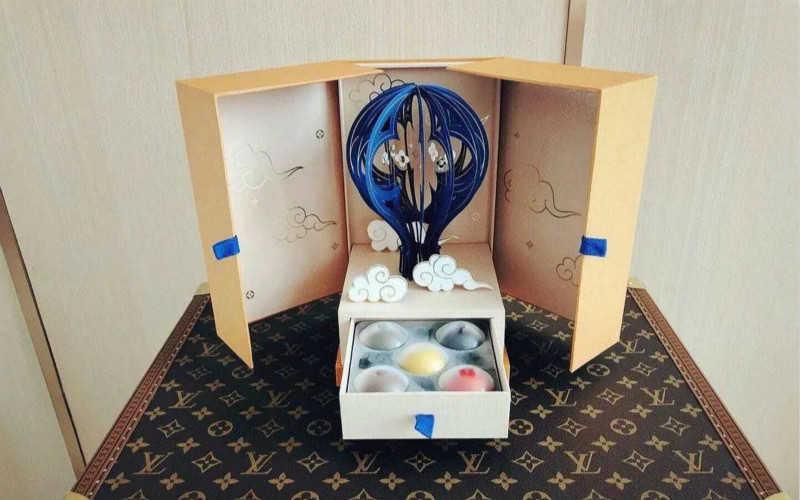 奢侈品月饼品牌排行榜_奢侈品月饼礼盒送给什么人