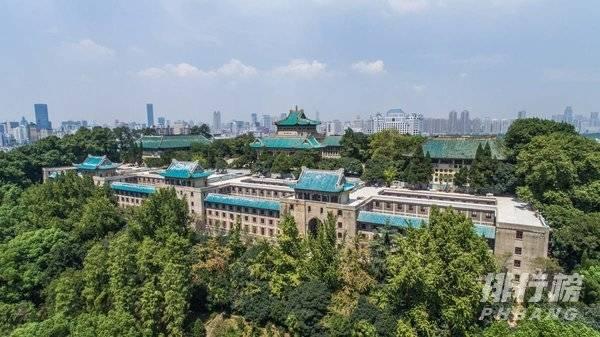 2020武汉的大学排名_武汉的大学排名2020最新排名