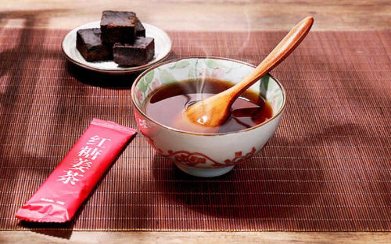 紅糖姜茶什麽牌子正宗_生理期喝紅糖姜水誤區