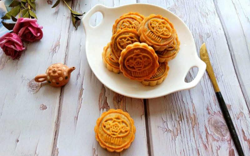 藜麦月饼做法_藜麦月饼馅的做法