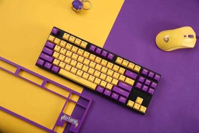 达尔优A87樱桃轴紫金版怎么样_达尔优A87樱桃键盘怎么样