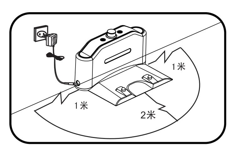 扫地机器人自动回充原理_扫地机器人是如何自动回充的