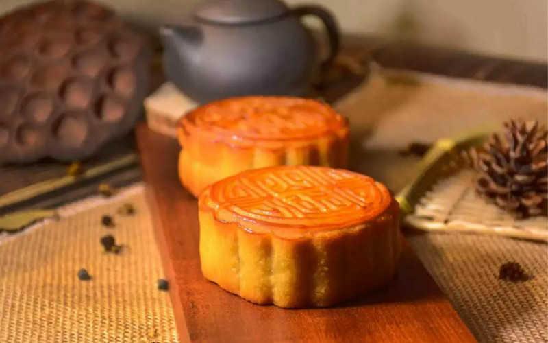 香芋月饼的做法大全图解_香芋月饼馅怎么做