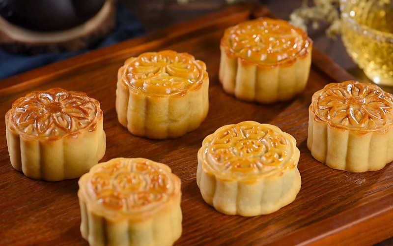 栗子月饼的做法及配方窍门_栗子月饼馅料怎么做