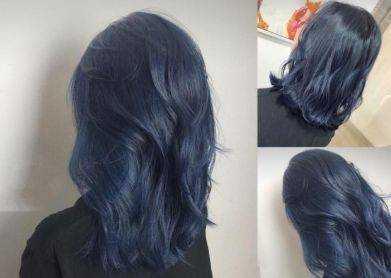 不需要漂发的好看发色_不用漂的染发颜色推荐