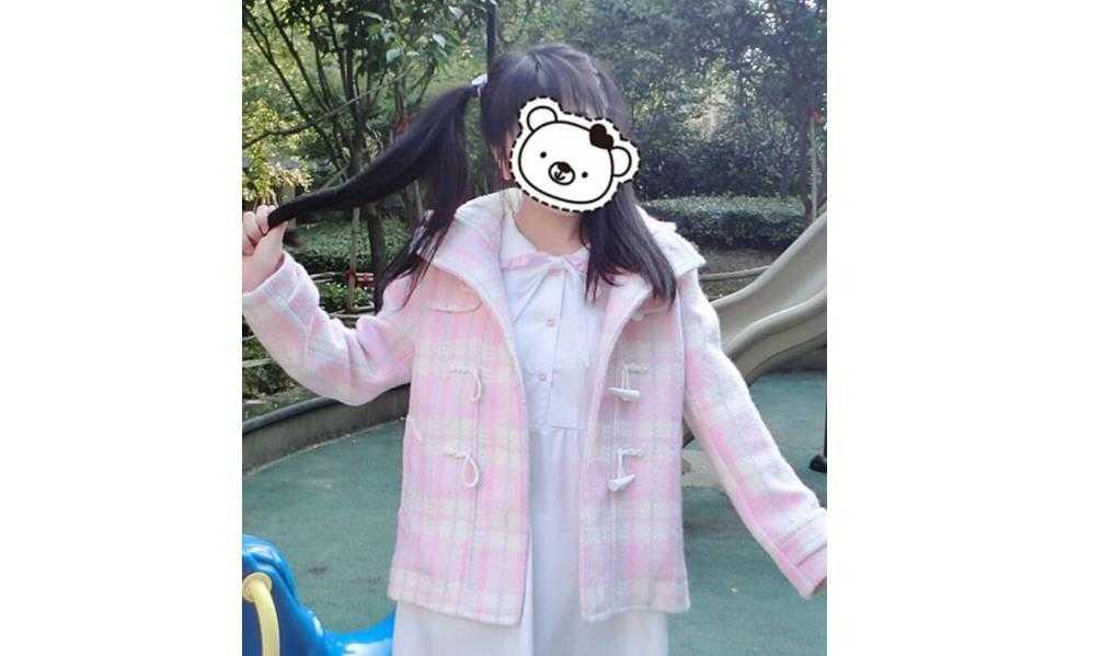 冬季软妹衣服搭配_日系女生冬季服装搭配