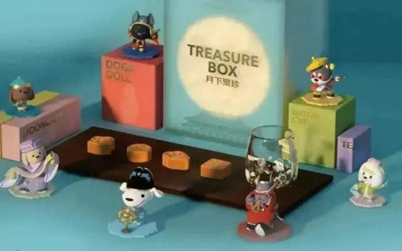 京东月饼礼盒价格_京东故宫联名月饼哪里买