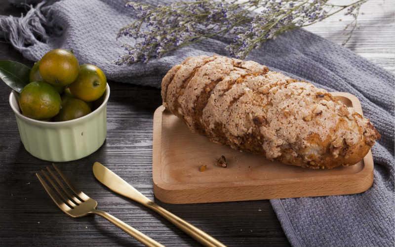 全麦面包什么牌子热量最低_真正全麦面包的牌子推荐