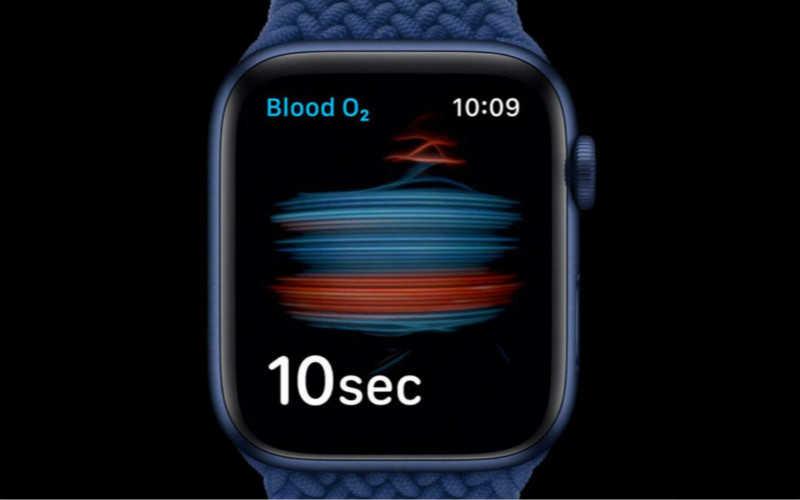 Apple Watch S6血氧检测怎么用_Apple Watch S6价格