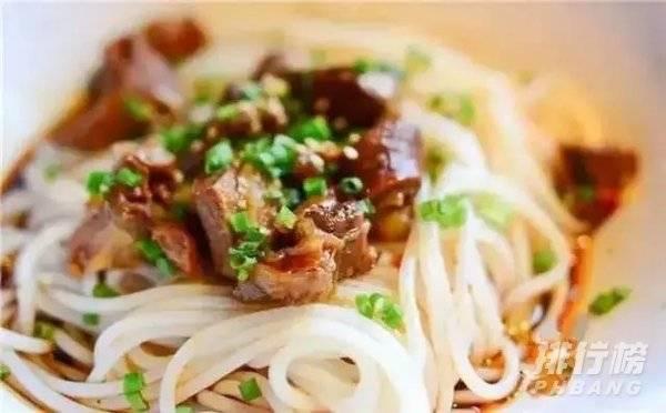 中国十大米粉排行榜10强_2020中国最好吃的十大米粉