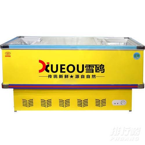 冷柜品牌十大排名_家用冷柜十大名牌