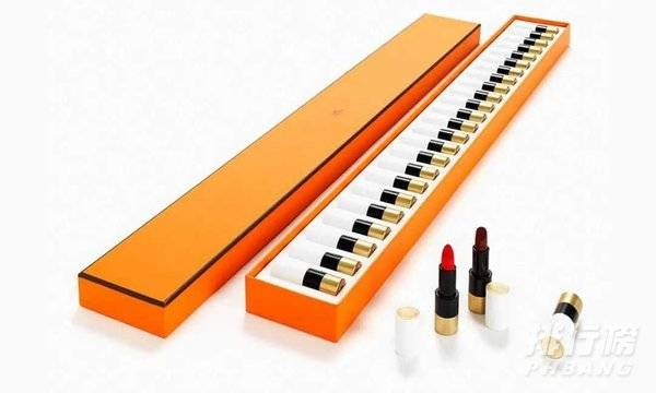 爱马仕钢琴包装限量口红开售时间_爱马仕Piano 24 Colors多少钱