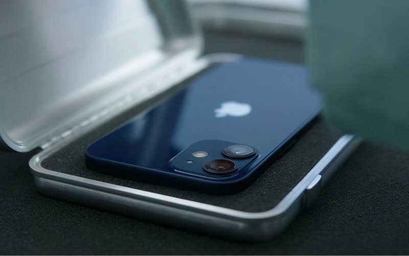 iPhone 12 5G频率速度_苹果iPhone125G手机测速