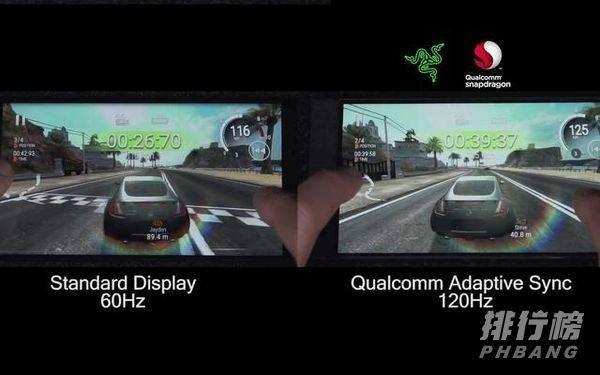 屏幕120hz刷新率有什么用_120hz刷新率对游戏有什么影响