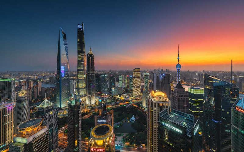 中国最美夜景城市排名2020_中国城市夜景排名前十名