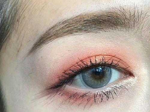 橘朵眼影推荐色号搭配_橘朵眼影哪个色最好用