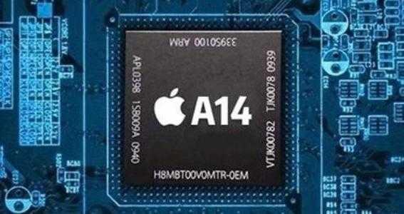 苹果a14处理器相当于麒麟多少_A14处理器和华为麒麟9000对比