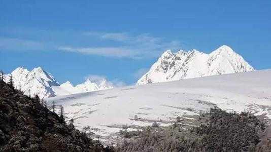 国内值得去的雪山排名_中国最值得去的雪山排行榜