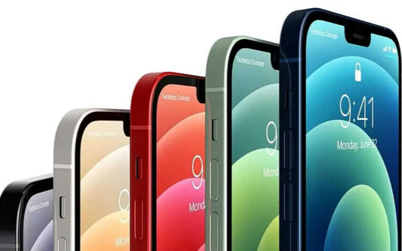 苹果iPhone13概念机_iPhone13最新消息