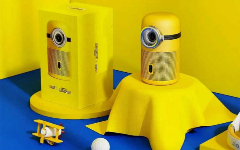 大眼橙小黄人投影仪怎么样_大眼橙小黄人投影仪参数