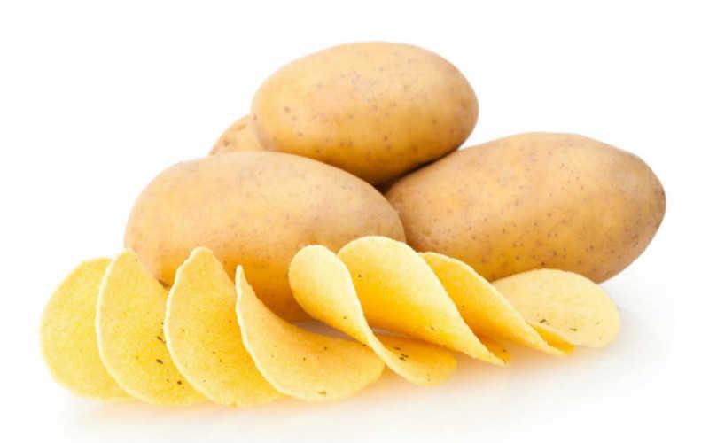 薯片三只松鼠盐津铺子致癌_薯片致癌物质检测