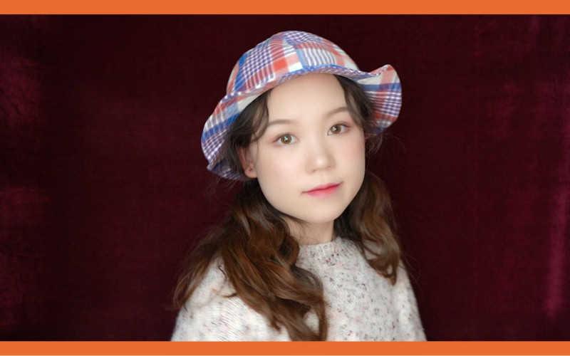 臉大的女生適合什麽帽子秋冬_大圓臉適合什麽帽子女冬季