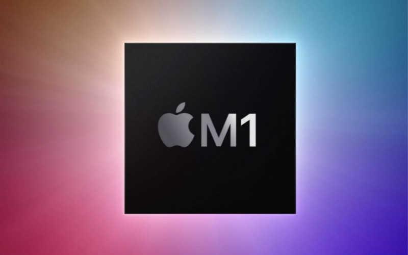 苹果m1芯片相当于英特尔什么级别_苹果m1芯片属于英特尔多少