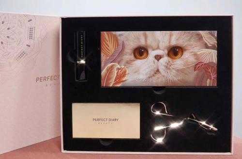 完美日记小猫盘眼影搭配画法_完美日记小猫盘眼妆教程