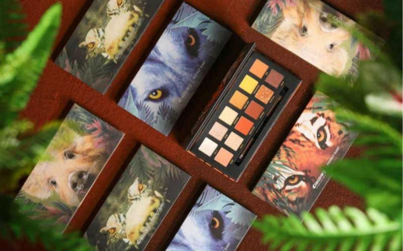 完美日记动物盘哪个最好看_完美日记动物盘一共有多少个