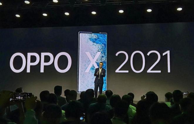 OPPOX2021卷轴屏怎么样_OPPOX2021卷轴屏亮点