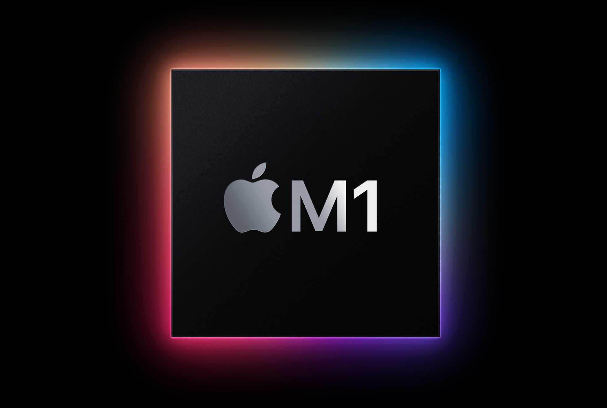 苹果m1芯片相当于英特尔什么级别_苹果m1芯片属于英特尔什么级别