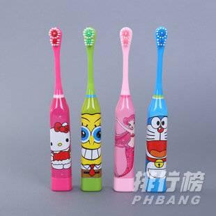 兒童電動牙刷哪個品牌比較好_兒童電動牙刷什么牌子好用
