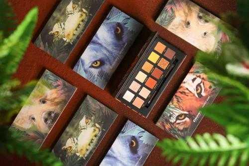 完美日記動物眼影盤有哪些_完美日記動物眼影盤有幾種
