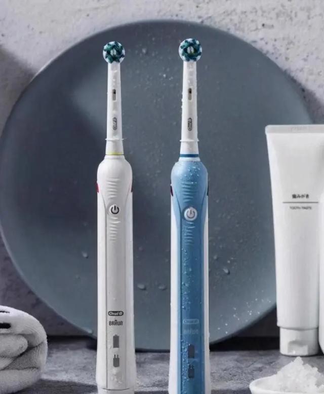 口碑最好的电动牙刷推荐_静音电动牙刷排名前十名
