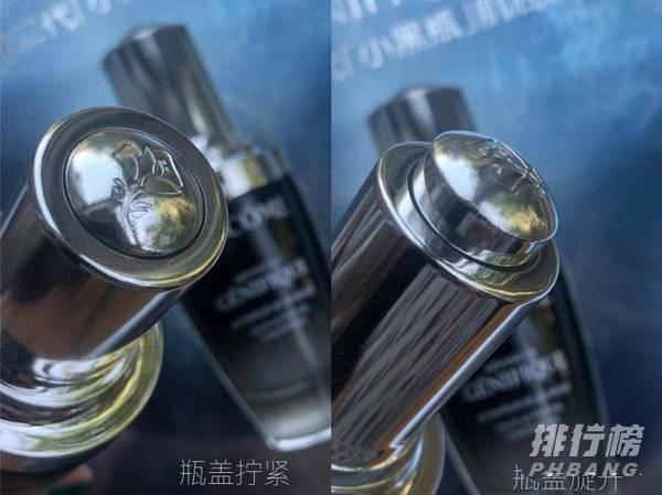 兰蔻第二代小黑瓶和第一代有什么区别_兰蔻第二代小黑瓶和第一代哪个好用