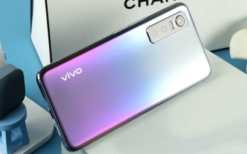vivos7e开箱_ vivos7e蓝紫色外观是什么颜色
