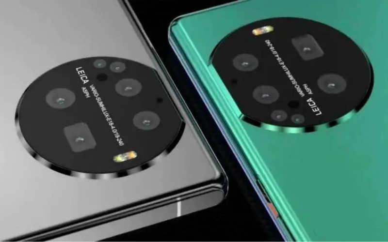 華爲P50Pro渲染圖_華爲P50Pro手機圖片