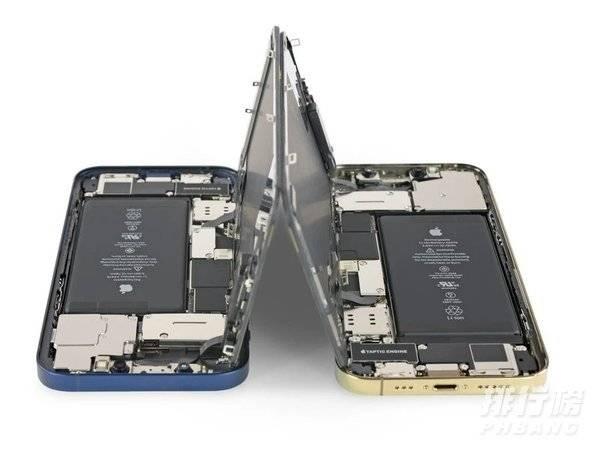 苹果12拆解评测_苹果12手机分解图