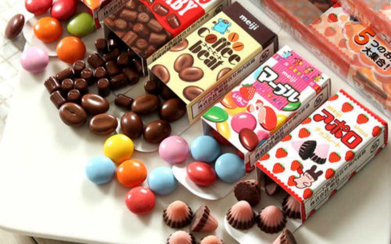 巧克力做的零食有哪些_用巧克力做的零食推荐