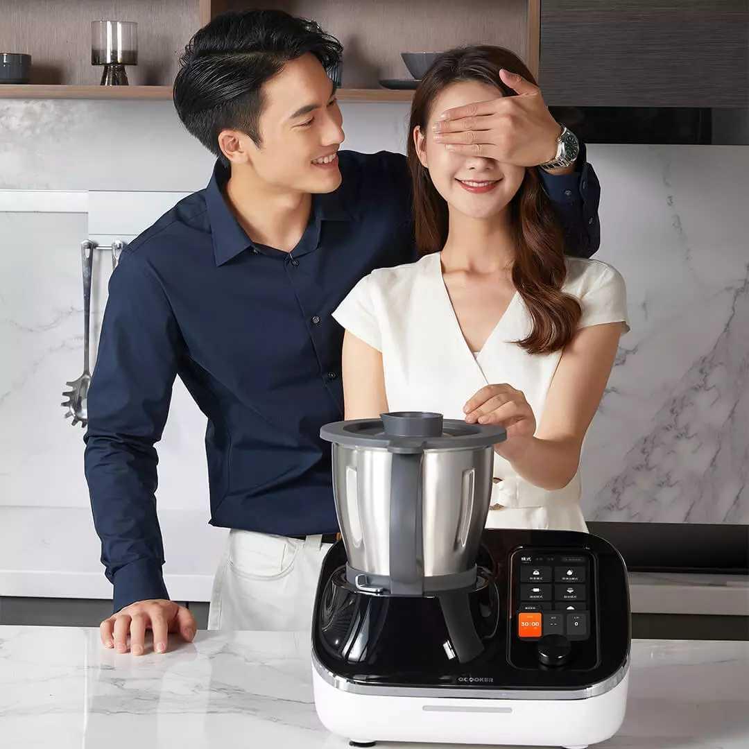 圈厨炒菜机器人功能怎么样_圈厨炒菜机器人好不好用