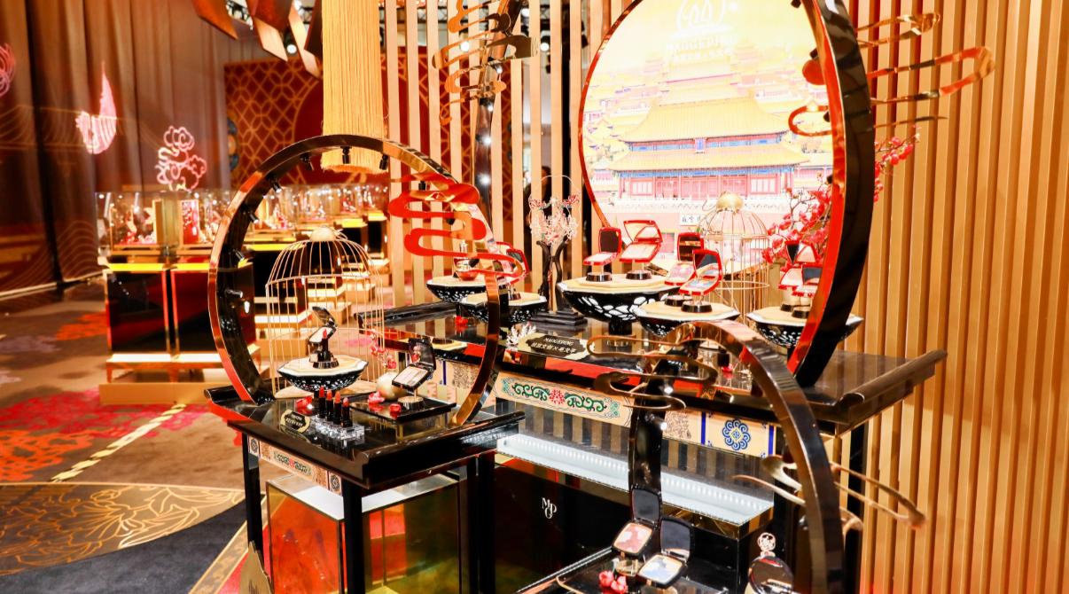 毛戈平故宫系列第三季化妆品_毛戈平故宫系列第三季价格表